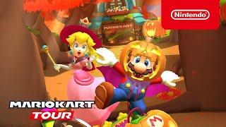 Mario Kart Tour - Halloween Tour Trailer