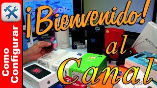 Canal de Youtube De Tecnología En Español Suscribirte para Ganar - Comoconfigurar thumbnail