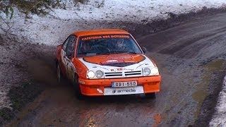 Best of MAX HEBRANT opel manta show ,drift HD