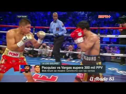 A los Golpes Lomachenko vs Walters Full HD 23/11/16 Completo