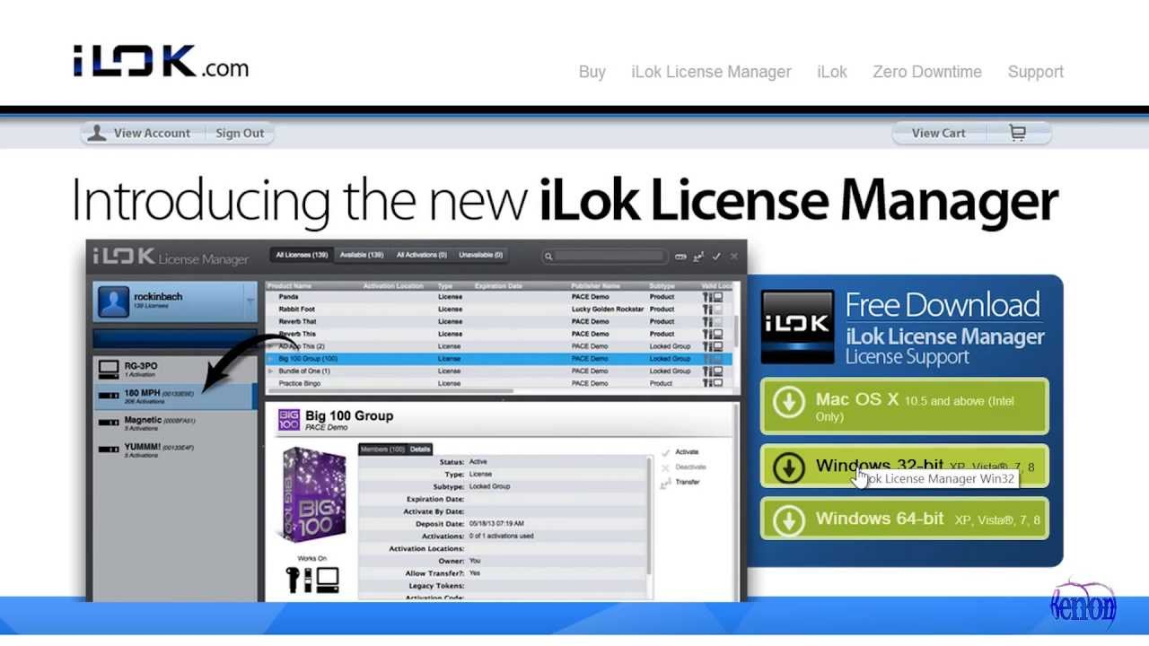 iLok License Manager - A Quick Look