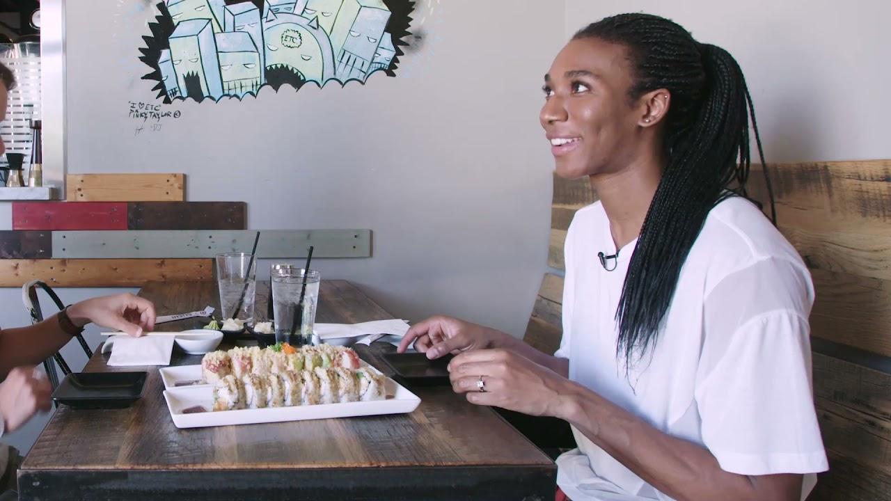 Download Social Sushi With Foluke Akinradewo