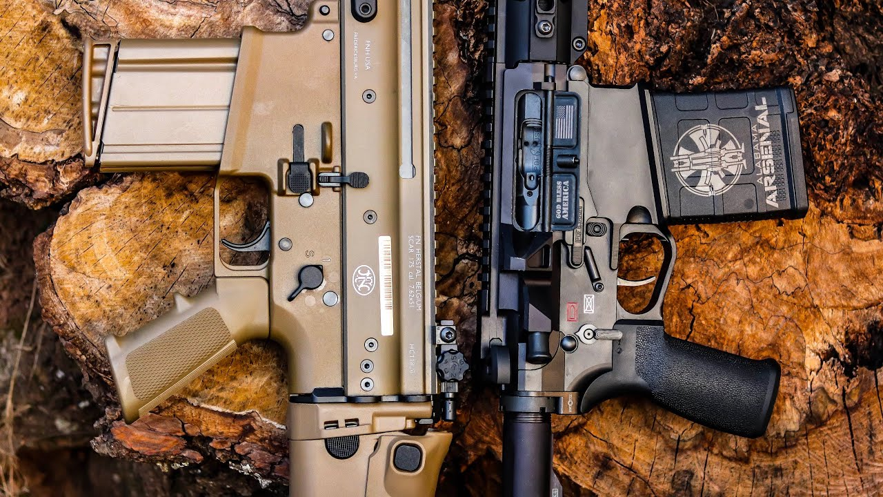 FN SCAR vs. POF Revolution: The Battle of the Battle Rifles