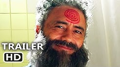SEVEN STAGES TO ACHIEVE ETERNAL BLISS Trailer (2020) Taika Waititi, Dan Harmon Comedy Movie