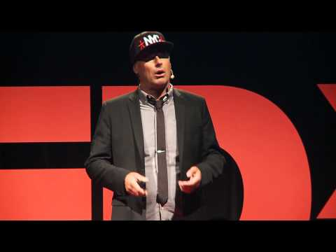 The dynamic energy of inclusion: Bob Hurley at TEDxBend
