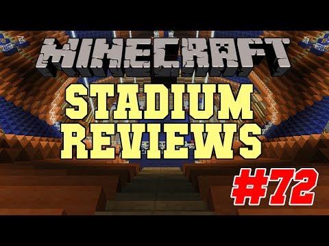 Minecraft Stadium Reviews - EP72 - ADeadlyDisease' Boxing Arena