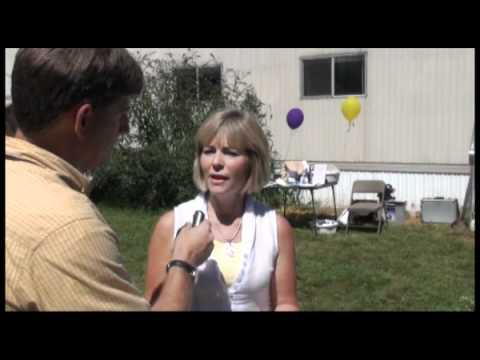 Ohio Free Press Interview with Karen Ruseel at New Philadelphia Alternative Health Fair