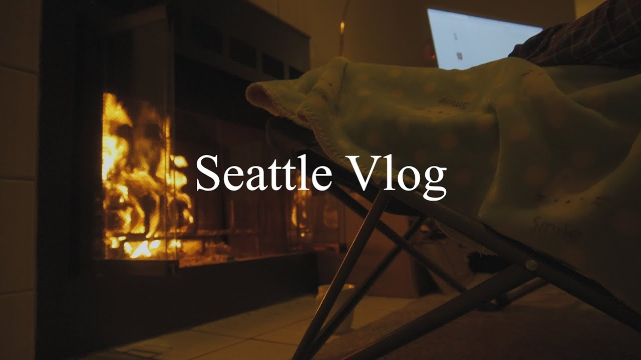 미국 시애틀 카페사장 일상, 커피 셀프 로스팅, 황태 해장국, 새해 목표 부시기