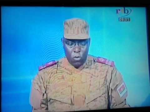 Hello Burkina Faso!