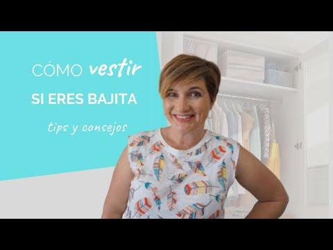 Como vestir si eres bajita | Asesora de Imagen personal