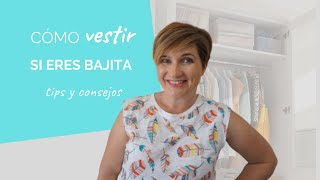 Como vestir si eres bajita | Asesoría de Imagen personal