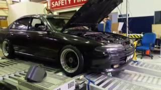 Perdana Enterna V6 dyno bunyi Padu