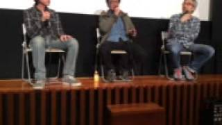 登壇者:いまおかしんじさん(本作脚本、映画監督)、林田義行さん(PG編集...