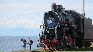 [Doku] Eisenbahnromantik - Schlafend zum Baikalsee (HD)