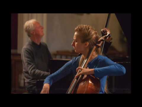 Margarita Balanas and Simon Parkin: Rachmaninoff Cello and Piano Sonata Op. 19 ll mov