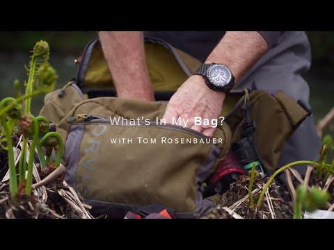 Orvis Sling Pack | What's In Tom Rosenbauer's Bag?