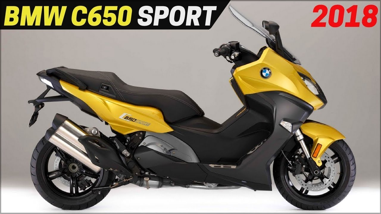 new 2018 bmw c650 sport returning with new color austin yellow youtube. Black Bedroom Furniture Sets. Home Design Ideas