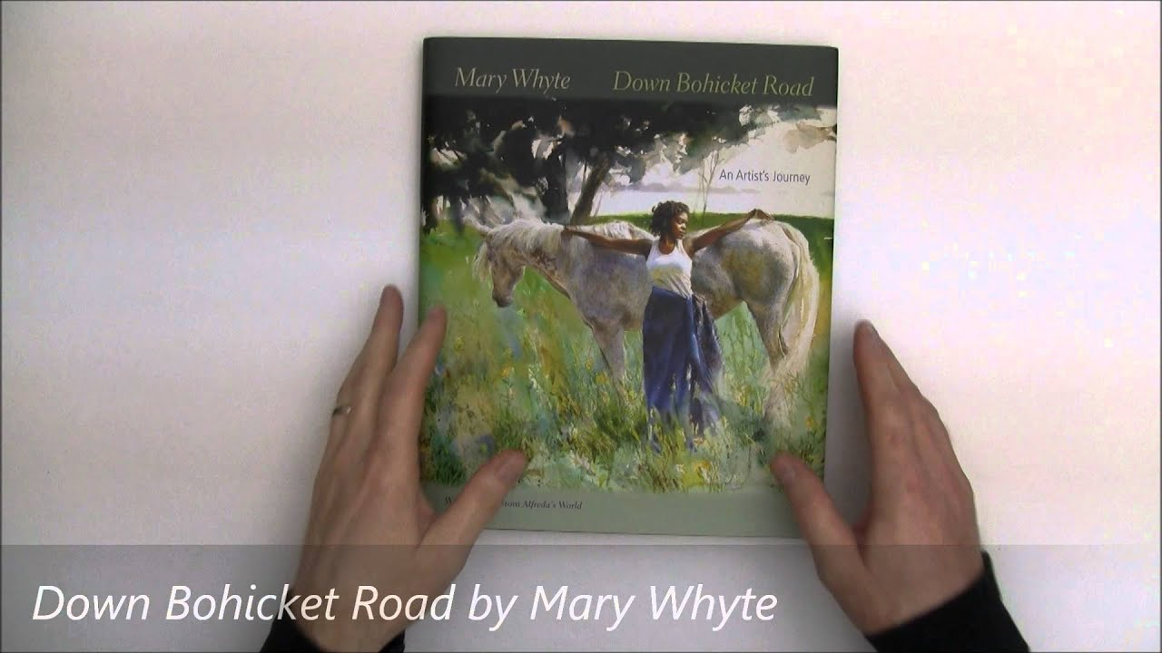 Watercolor books by mary whyte - Watercolor Books By Mary Whyte 2