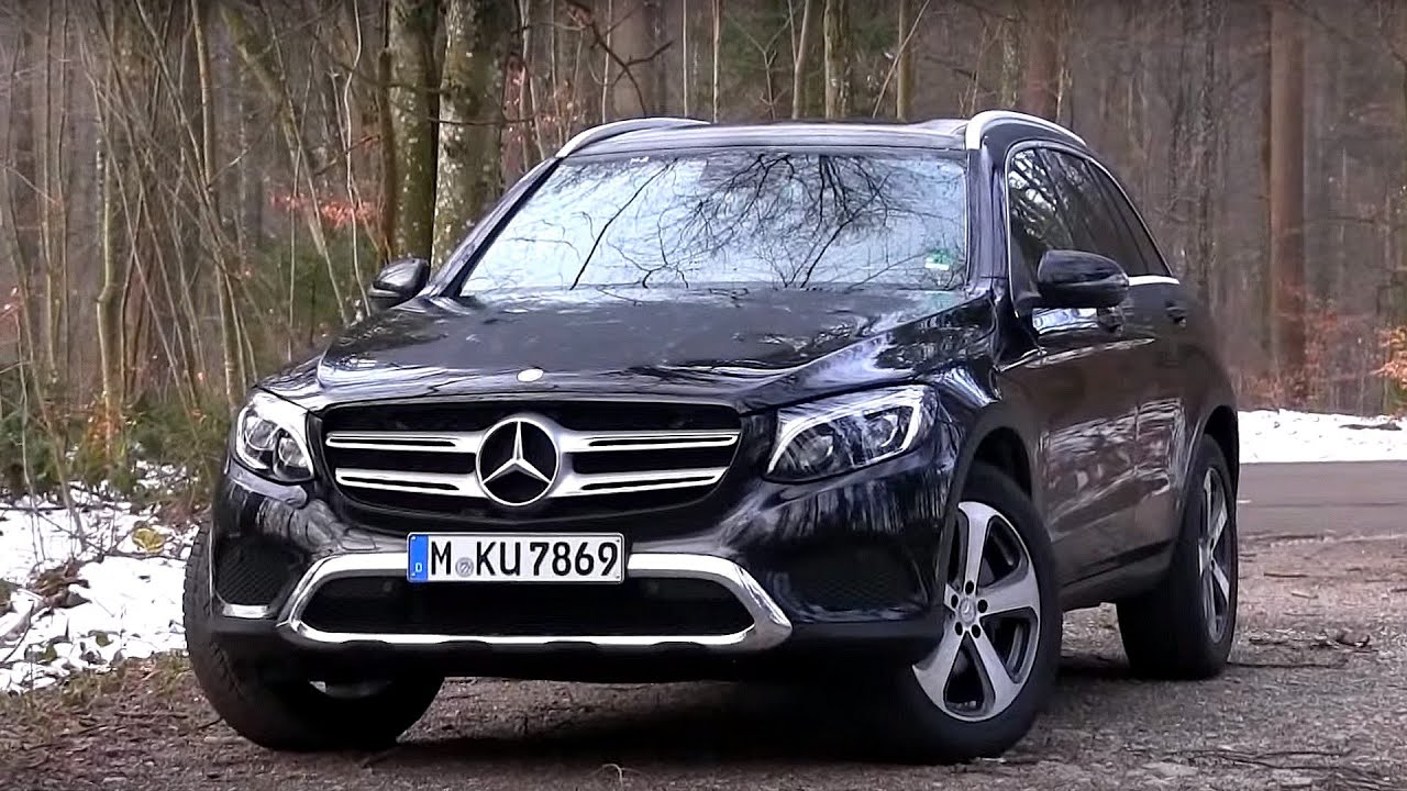 2016 mercedes glc 220d 4matic 170 hp test drive by. Black Bedroom Furniture Sets. Home Design Ideas