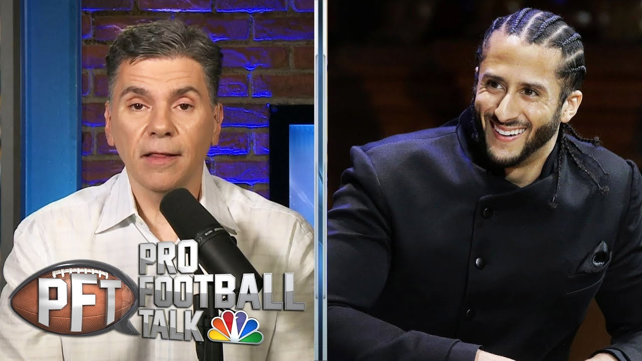 Is Jay-Z's NFL deal signaling a Colin Kaepernick return? | Pro Football Talk | NBC Sports