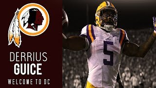 Derrius Guice LSU Highlights | Welcome to DC