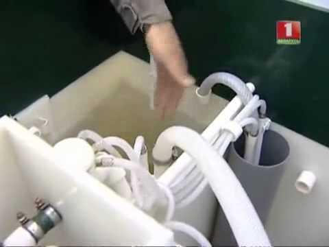 Принцип работы автономной канализации