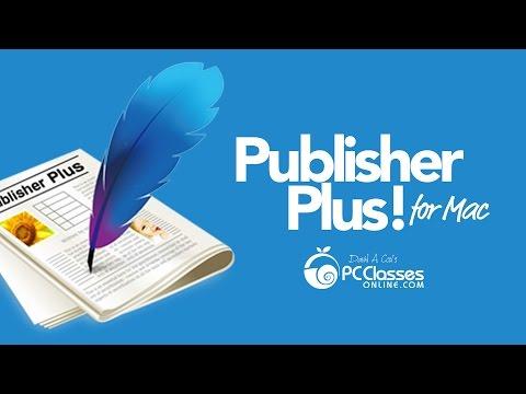 Publisher Plus for Mac Tutorial