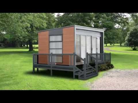 The New S-Pod - Swift Group's New Innovative Self-contained Living Space