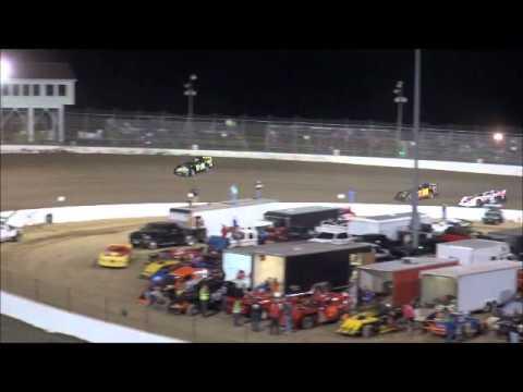 I 55 Raceway 4 23 16 Late Model Dash
