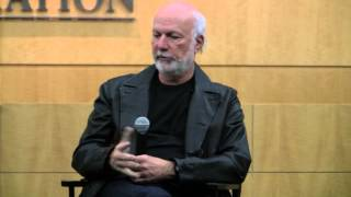 Up Close and Personal: James Burrows