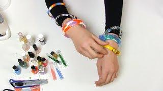 как сделать ОБАЛДЕННЫЕ браслеты своими руками DIY