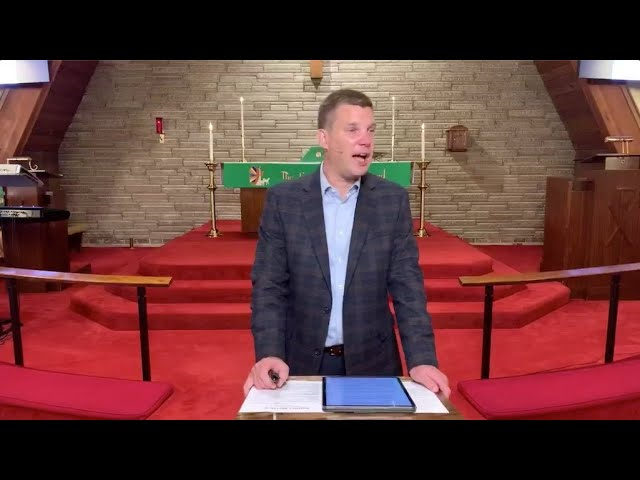 Worship for August 16 - Grace for the Down & Out