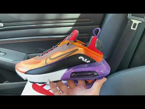 Nike Air Max 2090 Magma Orange shoes