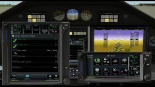 Garmin GTN 750/650 for X-Plane - Checklist & Flight Timers