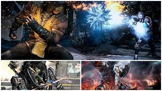 Игровые новости за 23 октября 2014 | Lords of the Fallen, Titanfall, Kinect