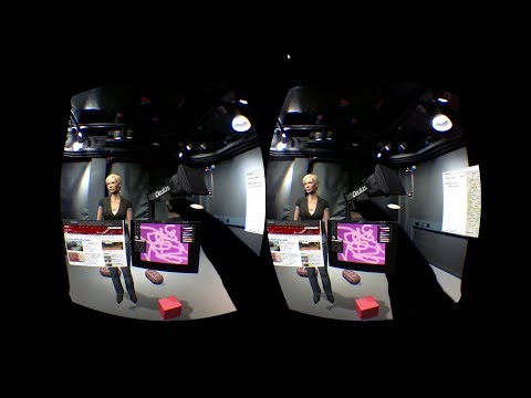 AR-Rift: Stereo camera rig and augmented reality showcase