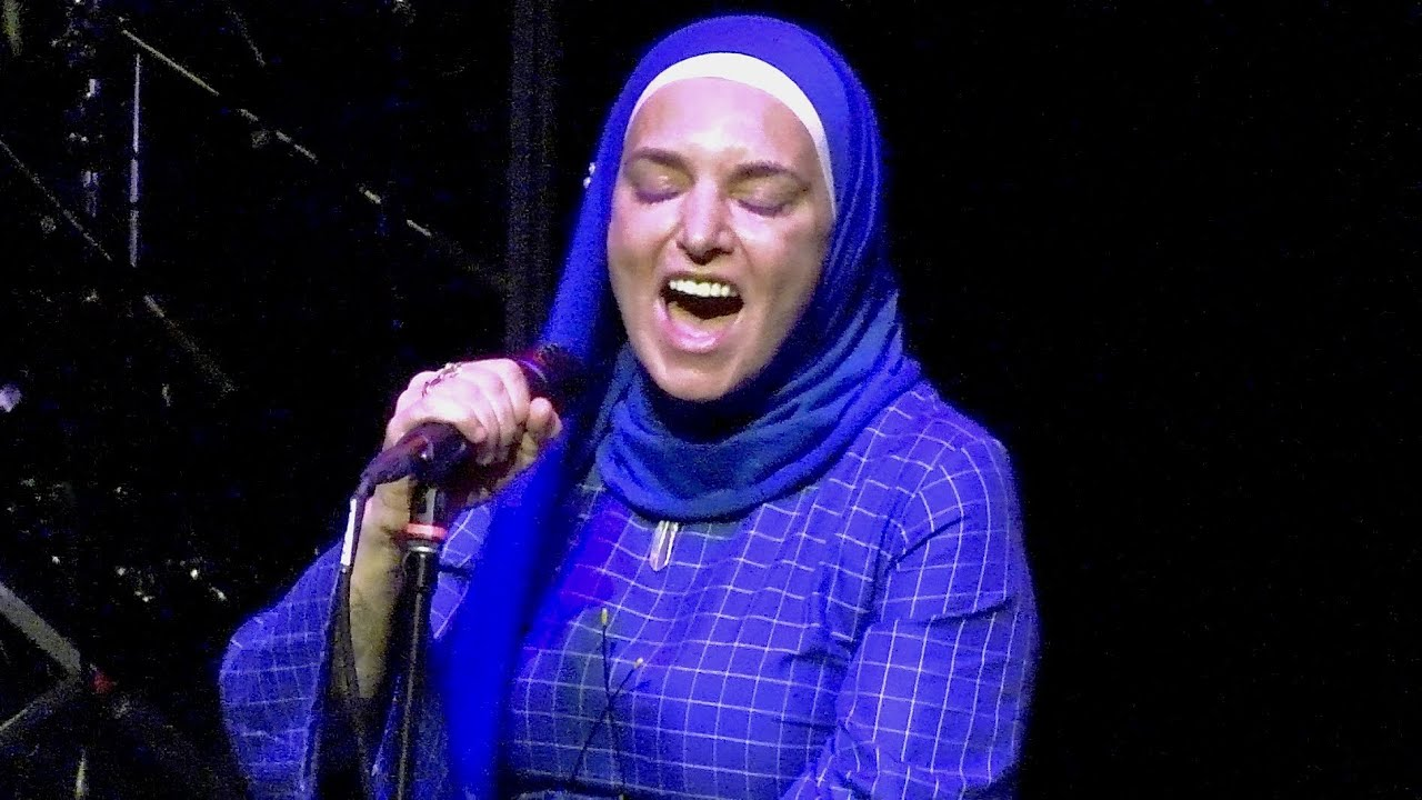 Sinead O Connor Nothing Compares 2 U Live San Francisco February 7 2020 Youtube