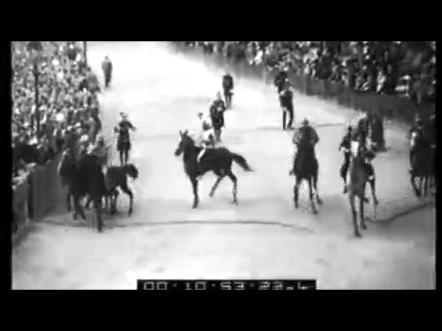 Palio 2 luglio 1934