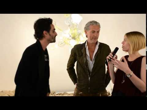 MDW 15 DESIGNSPEAKING INTERVIEW MARCEL WANDERS AND GABRIELE CHIAVE FOR BAROVIER&TOSO