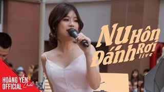 Nụ Hôn Đánh Rơi - Hoàng Yến Chibi (OST Tháng Năm Rực Rỡ) | Live