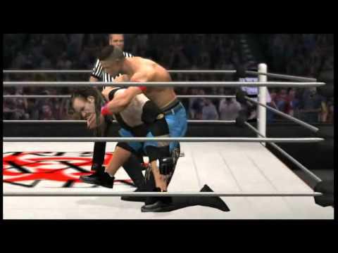 Undertaker Vs John Cena Wrestlemania 30 WWE'12 Wres...