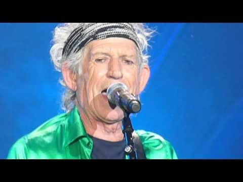"Rolling Stones ""Before They Make Me Run"" Minneapolis,Mn 6/3/15 HD"