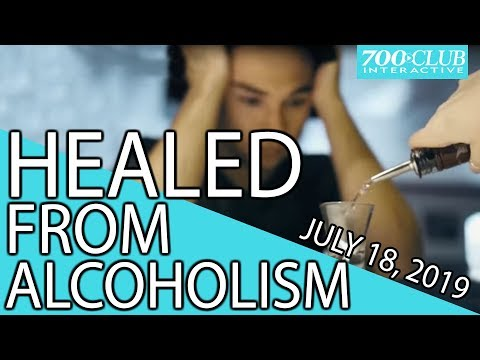 HEALED from ALCOHOLISM | Full Episodes | 700 Club Interactive