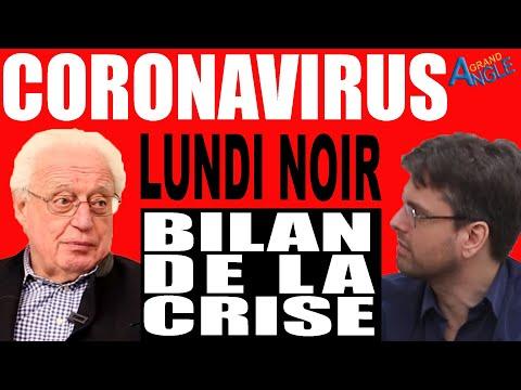 LUNDI NOIR Charles Gave, bilan de crise du Coronavirus: Le pépin sera plus sévère en Europe