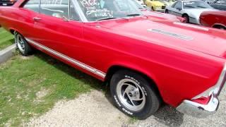 1966 FAIRLANE GTA -LOW MILES