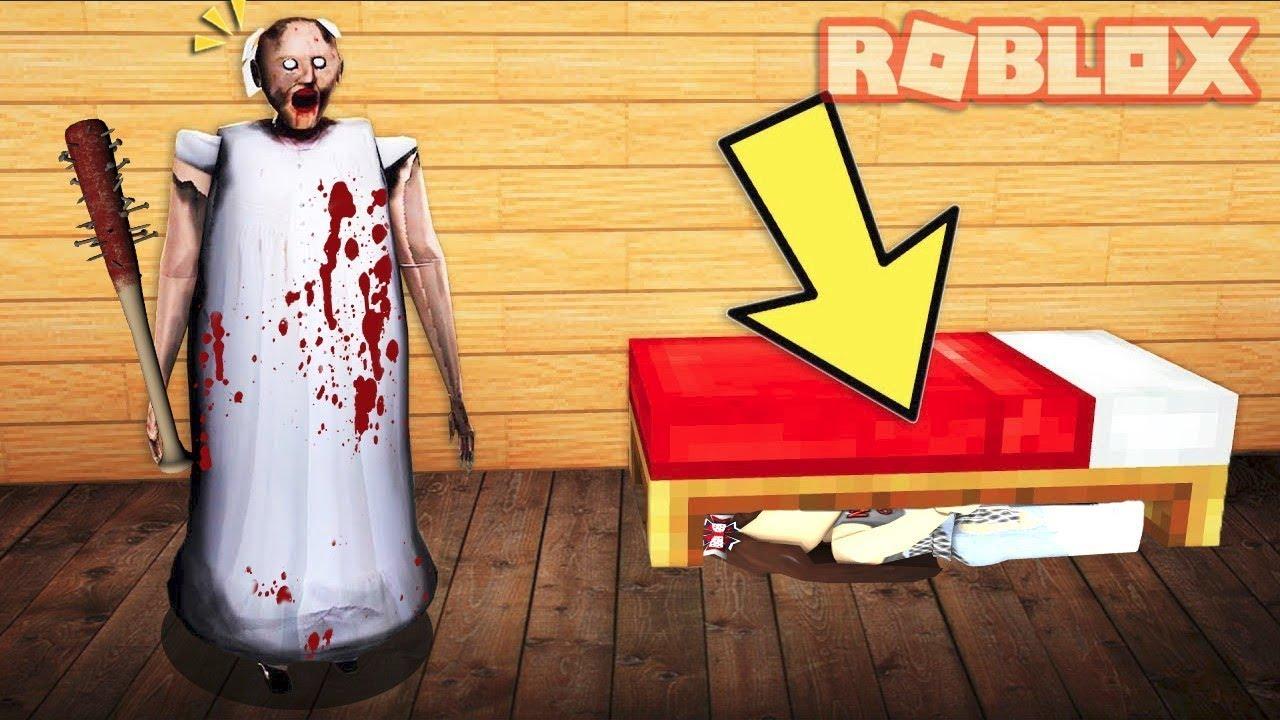Roblox คุณยายกลายเป็นผี...ช่วยฉันด้วย!!! granny horror game [N.N.B CLUB พี่นุ้ย]