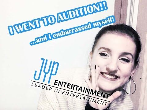 MY JYP AUDITION EXPERIENCE!! (English subtitles coming soon!)