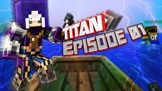 First Blood?! - Minecraft TITAN Ep. 01 | VeniCraft