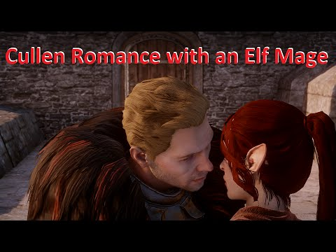 DAI: Cullen - Full Romance With F!Mage Lavellan
