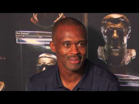 Marvin Harrison - Legend of the Game - Interview - Sports Stars of Tomorrow